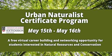 Urban Naturalist Certificate Program tickets