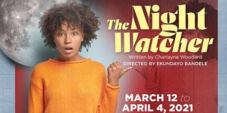 "Private Box w/4 Seats to  a  Live Performance of ""THE NIGHT WATCHER"" tickets"