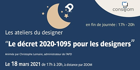 Le décret 2020-1095 pour les designers billets