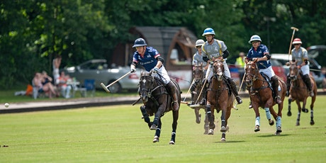 Polo Sunday Match #15 - Family Fun Day with The Blue Cross tickets