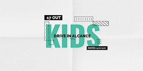 DRIVE IN ALCANCE KIDS entradas