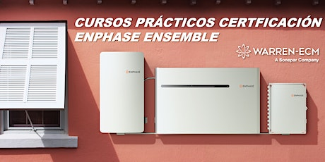 Adiestramientos Enphase Ensemble MARZO 2021 tickets