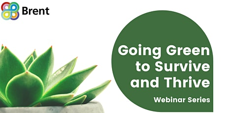 Going Green to Survive and Thrive - Retail tickets