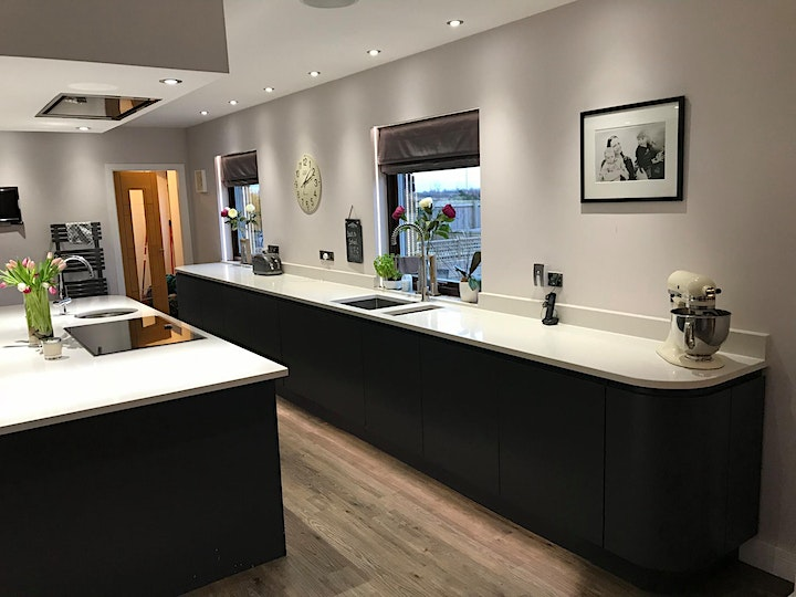 Free consultation about the kitchen and bathroom design and furnishing image