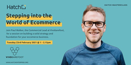 Stepping into the World of  Ecommerce with Vivobarefoot's Paul Walker tickets