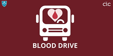 CIC Blood Drive - Boston tickets