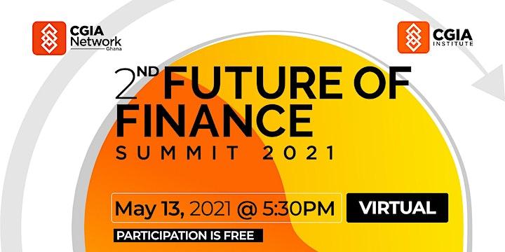 2nd Future of Finance Summit  2021 image