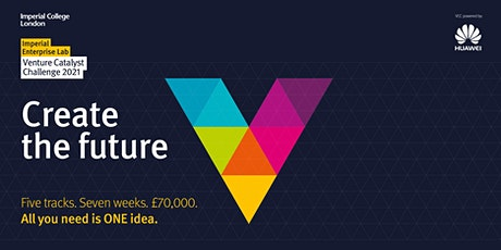 Venture Catalyst Challenge 2021 - Grand Final tickets