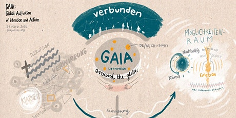 GAIA Global Activation of Intention and Action I 2021 Tickets
