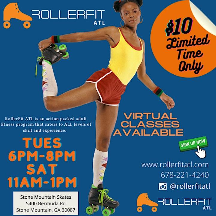 Rollerfit ATL image