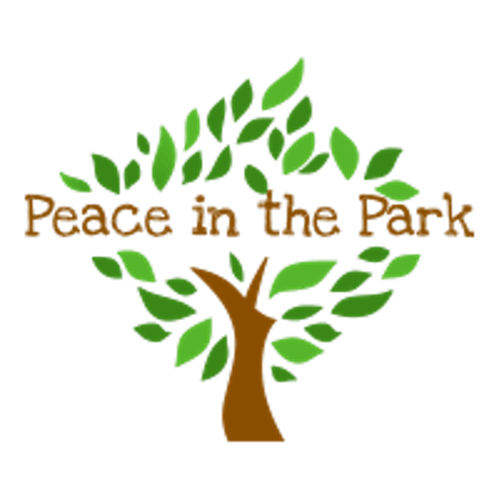 Peace in the Park - One to one  - journey through the senses for  healing image