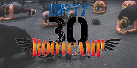 Dirty 30 Bootcamp tickets