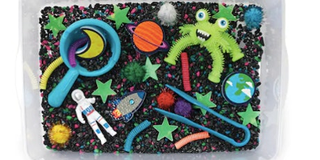 Outer Space Sensory Bin - Autism Ontario Windsor-Essex Chapter tickets