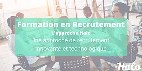Formation de Recrutement ✧ L'approche Halo billets
