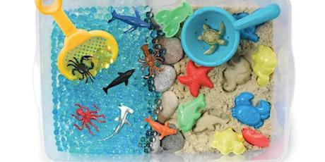 Ocean & Sand Sensory Bin - Autism Ontario Windsor-Essex Chapter tickets