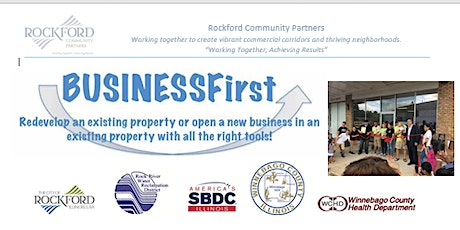BUSINESS FIRST - City of Rockford tickets