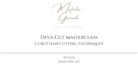 DEVA CUT MASTERCLASS tickets