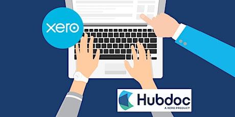 Xero  & Hubdoc Introduction Training FREE tickets