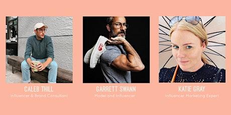 Influencer Marketing Talks with Garrett Swann tickets