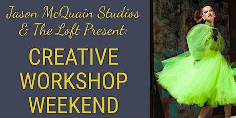 Studio Photography 101 : An intro into portrait studio photography. tickets