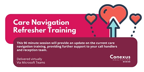 Care Navigation  Refresher Training - Wakefield District tickets