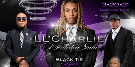 "LL'Charlie Birthday Gala ""The Black Tie Affair"" tickets"