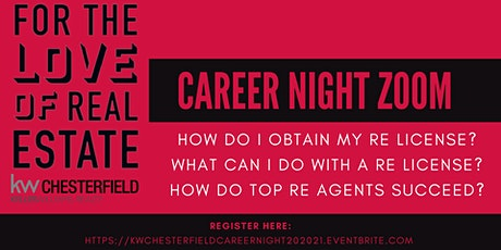 Starting a Career In Real Estate- Information Meeting tickets