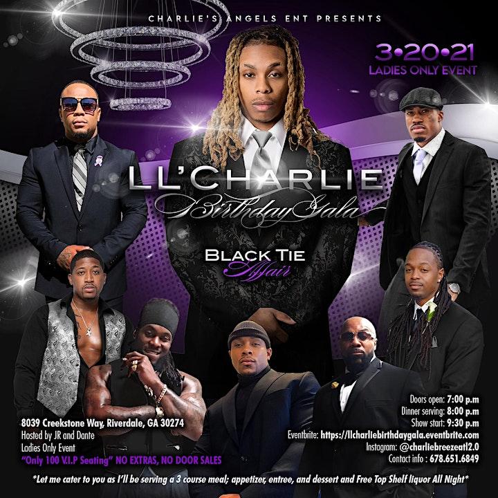 "LL'Charlie Birthday Gala ""The Black Tie Affair"" image"