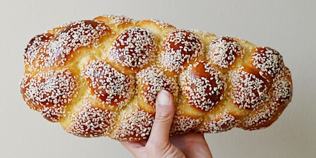 Baking with Sonny's: How to Make Challah tickets