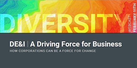 DE&I - A Driving Force for Future Businesses tickets