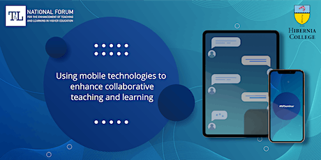 Using mobile technologies to enhance collaborative teaching and learning tickets