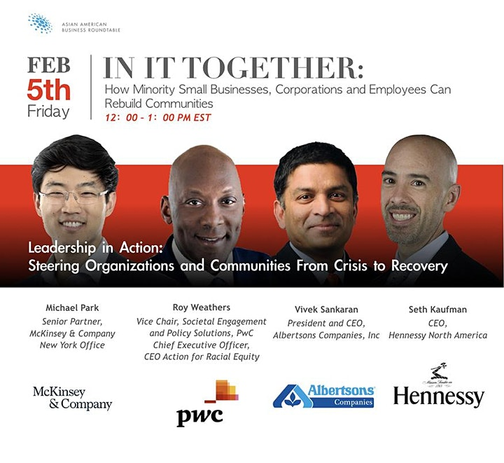 Asian American Business Roundtable Summit 2021 image