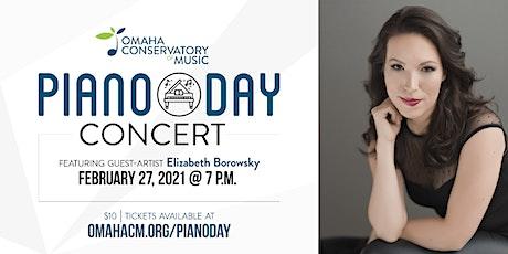 Pianist Elizabeth Borowsky tickets