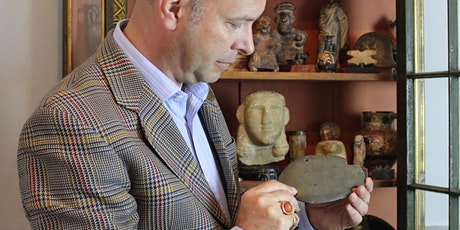 The Anatomy of Collecting w/ Marc Allum (Antiques Roadshow) tickets