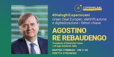 Green Deal Europeo: elettrificazione e digitalizzazione i fattori chiave biglietti
