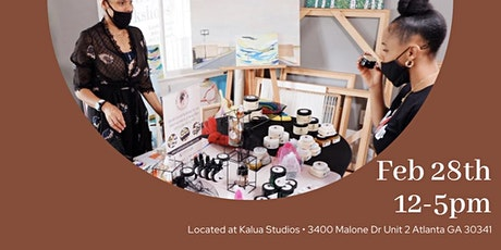 Gurl 2 Girl Maker's Market at Kalua Studios   Shop Woman-Owned Businesses tickets