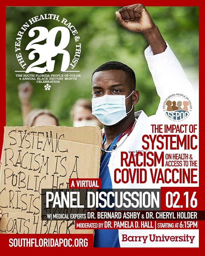 Systemic Racism, Health Disparities and Access to the COVID Vaccine image