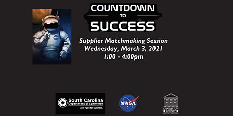 NASA Supplier Matchmaking Session tickets