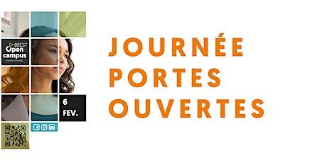 JOURNEE PORTES OUVERTES billets