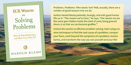 Spiritual Wisdom on Solving Problems tickets