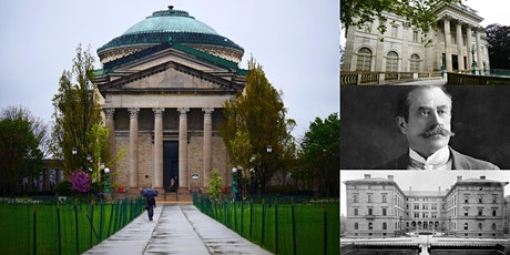 'Stanford White: The Defining Architect of Gilded Age NYC & Beyond' Webinar tickets