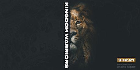 Men's Night // Kingdom Warriors tickets