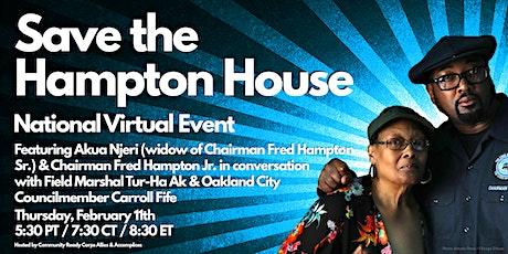 Save the Hampton House: Virtual Fundraising Gala tickets