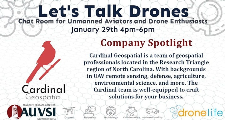 Lets Talk Drones - Chat Room for Drones (January 2021) image