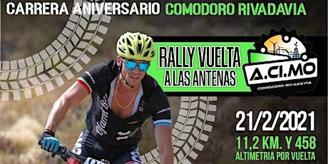 Rally Vuelta a las Antenas entradas