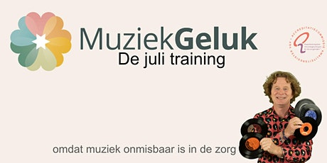MuziekGeluk de-juli-training tickets