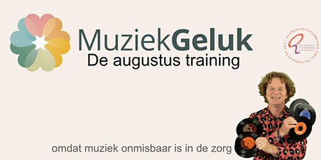 MuziekGeluk de-augustus-training tickets