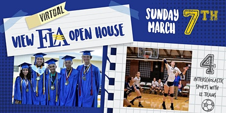 Virtual Open House - View FLA tickets