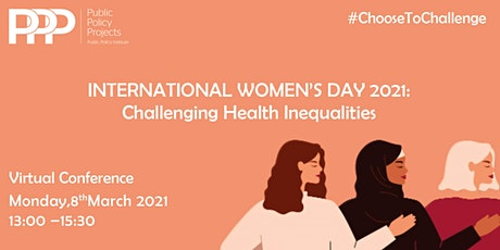 International Women's Day: Challenging Health Inequalities tickets