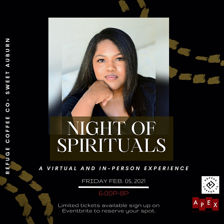 Night of Spirituals image